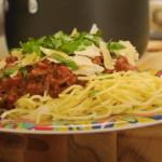Mama Rock's Homemade Spaghetti Sauce